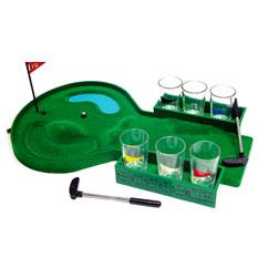 Пьяная игра «Гольф»