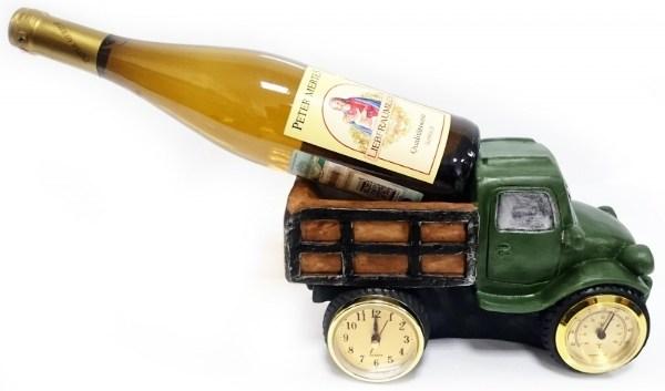 Подставка для бутылки Грузовик