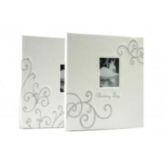 Свадебный фотоальбом на 200 фото 11.5х15