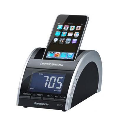 Радиобудильник Panasonic RC-DC1 (IPhone/IPod)