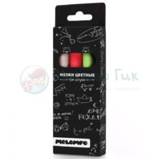 Набор цветных мелков Меломпо