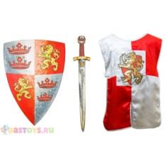 Детский карнавальный костюм храброго рыцаря