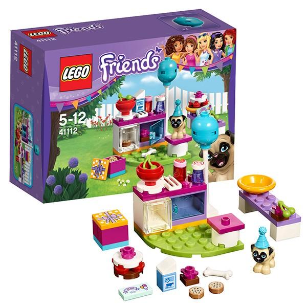 Конструктор Lego Friends День рождения: тортики