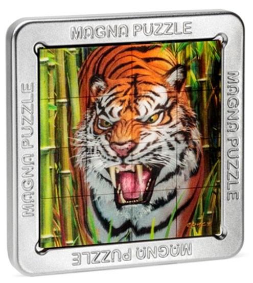 3D Magna пазл «Тигр»