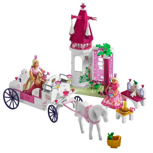 Конструктор Лего «Прекрасные принцессы»