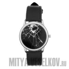 Часы Mitya Veselkov Битое стекло