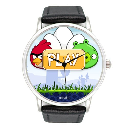 Наручные часы Miusli Angry birds