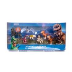 Игровой набор из 6 фигурок Good Dinosaur Хороший Динозавр