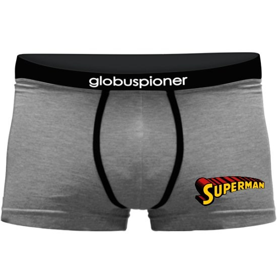 Мужские трусы Superman logo