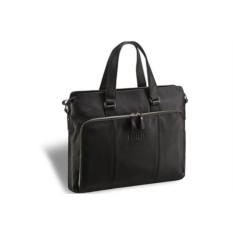 Деловая черная сумка Brialdi Abilene