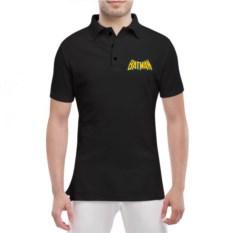 Мужская футболка polo Bat man