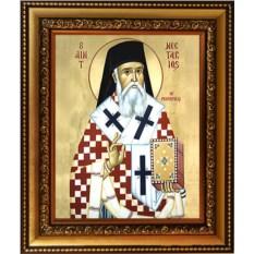 Икона на холсте Святитель Нектарий Эгинский Пентапольский