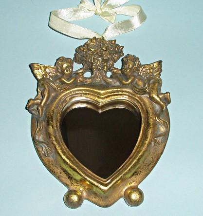 Подвесное зеркало Ангелы для любимой