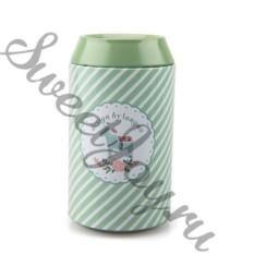 Жестяная копилка Pony Mint-green