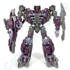 Игрушка робот трансформер Шоквейв