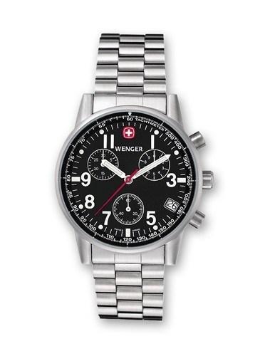 Часы Wenger Commando Chrono 70826