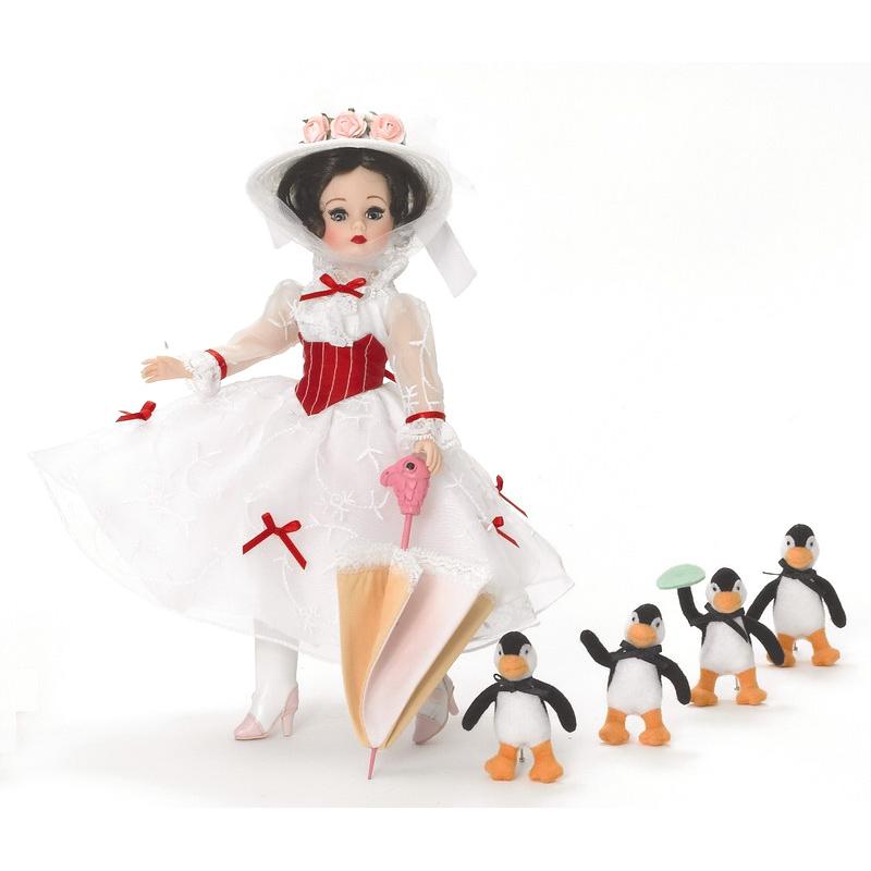 Мэри Поппинс и пингвины