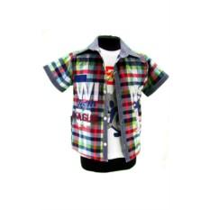 Рубашка и футболка для мальчика Мышка