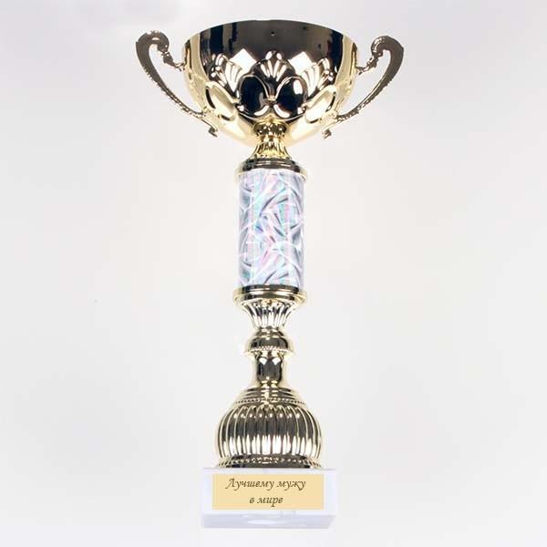 Наградной кубок с гравировкой Лучший из лучших