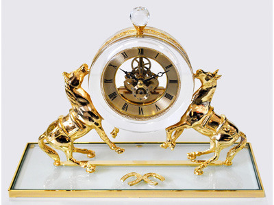Настольные эксклюзивные часы «Дворцовые»