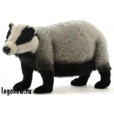 Мягкая игрушка Hansa Барсук европейский (62 см)