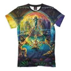 Мужская футболка Эзотерика