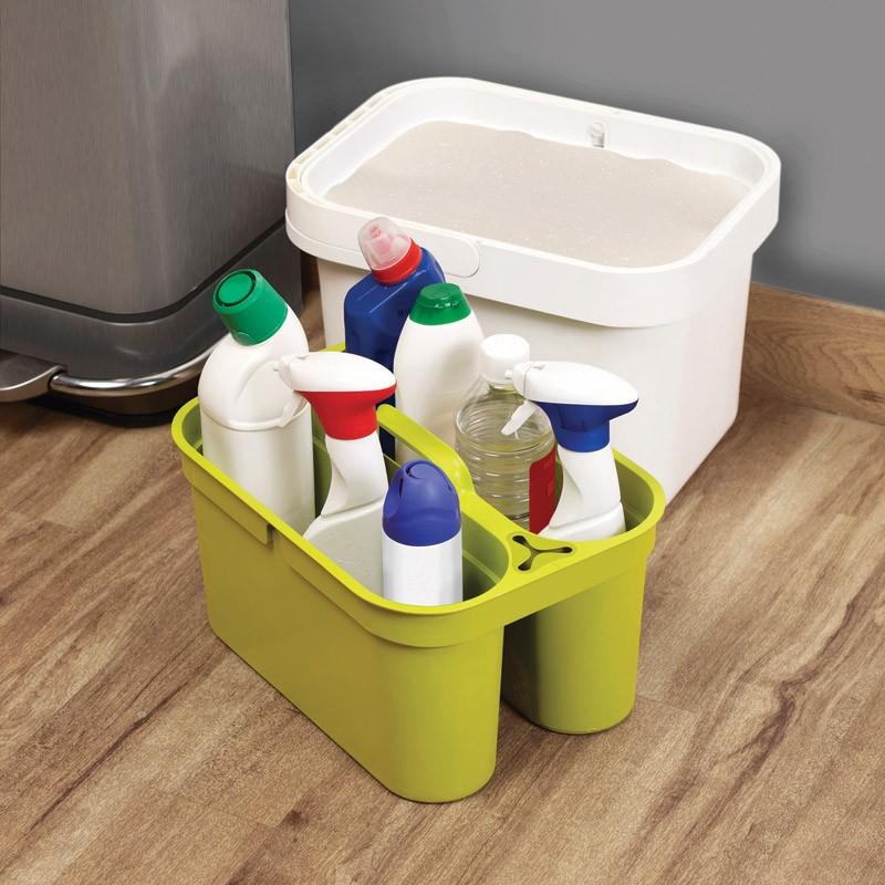 Белый хозяйственный контейнер Clean&Store