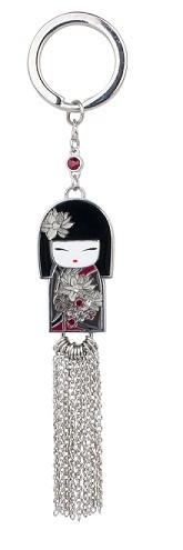 Подвеска-брелок со стразами Тацуми