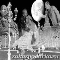 Подарочный сертификат Московские привидения