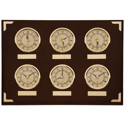Часы Время шести городов