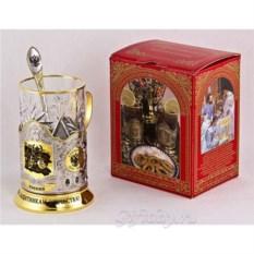 Набор для чая Слава защитникам Отечества! в коробке