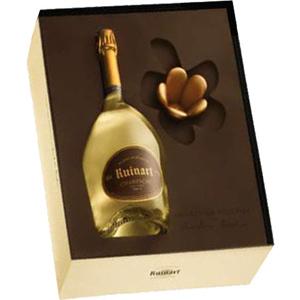 Шампанское белое брют Ruinart, объем 1,5 л.