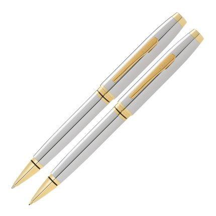 Письменный набор Cross: шариковая ручка и карандаш