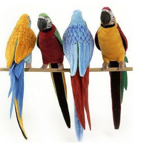 Мягкая игрушка Попугай от HANSA