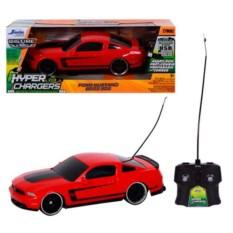 Модель машины Ford Mustang Boss 302, 1:16 от Jada Toys