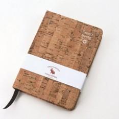 Эко креативбук с деревянной обложкой Wood Life Regeneration