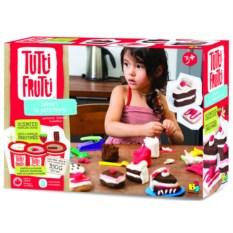 Набор с массой для лепки Bojeux Tutti Frutti Тортики