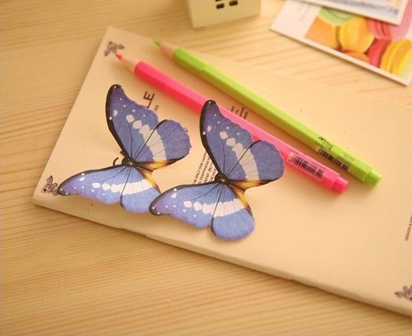 Набор стикеров Butterfly