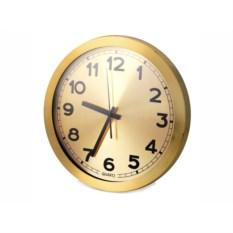Настенные часы Золото