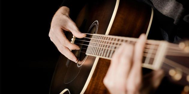 Посещение полного курса «Гитара для начинающих» (6 занятий)