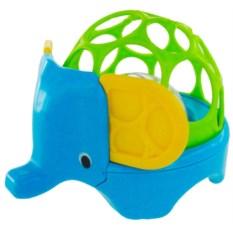 Каталка-погремушка Oball Зоопарк. Слон