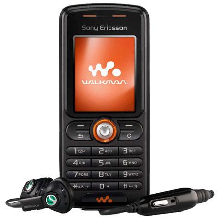 Телефон Sony Ericsson W200