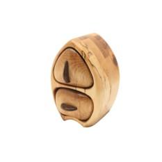 Комод-шкатулка «Избушка»