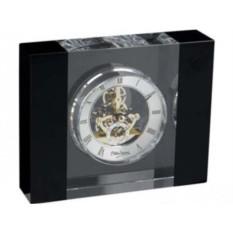 Черные настольные часы Ottaviani