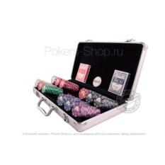 Набор для покера Royal Flush на 300 фишек Lite