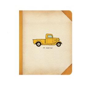 Тетрадь для записей Chevrolet Truck