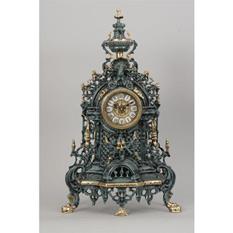 Часы из бронзы Virtus