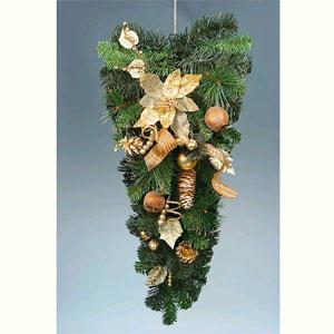 Новогоднее украшение «Капля»