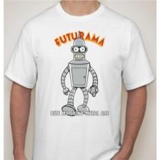 Мужская футболка Futurama, Бендер