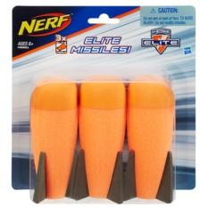 Набор игрушечных ракет Нерф Элит